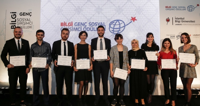 Genç Sosyal Girişimci Ödülleri sahiplerini buldu
