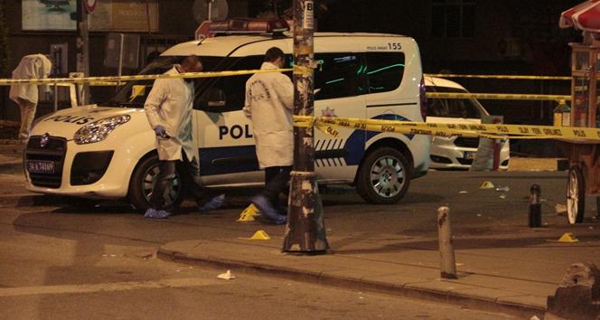 İstanbul'da silahlı kavga: Biri polis 3 yaralı