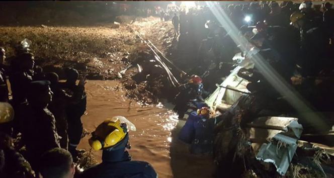 Ürdün'deki sel felaketinde ölü sayısı 9'a yükseldi