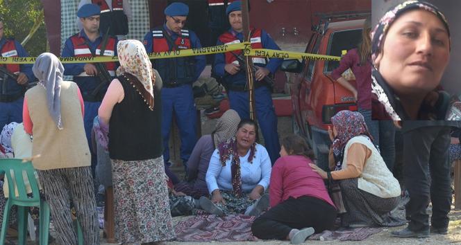 3 çocuk annesi kadını başından vurdular