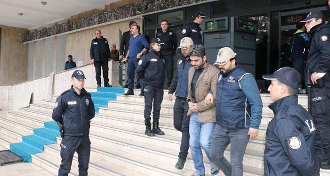 Bomba yüklü araçla ilgili tutuklu sayısı 7'ye yükseldi