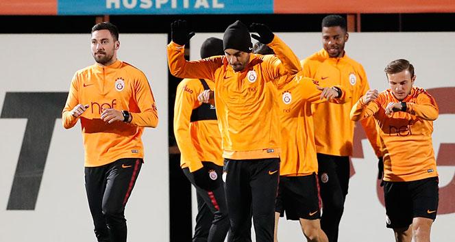 Galatasaray sahada başladı, salonda bitirdi