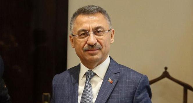 Cumhurbaşkanı Yardımcısı Oktay: 'Kırgızistan'la FETÖ ile mücadelede tam olarak mutabakata vardık'