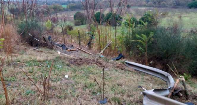 TEM otoyolunda feci kaza: 2 ölü, 3 yaralı