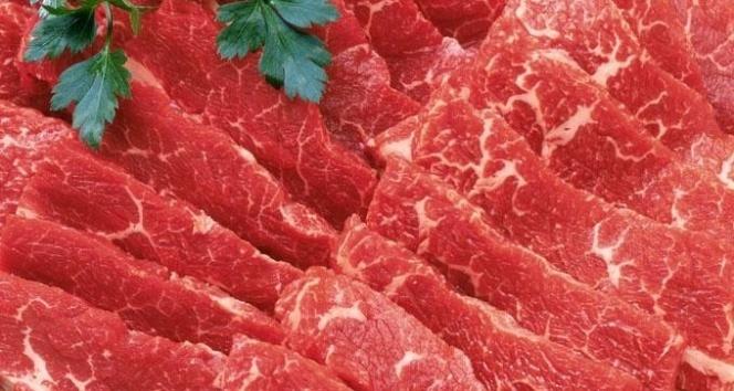 Yılda kişi başı 12,4 kilogram kırmızı et tüketiyoruz