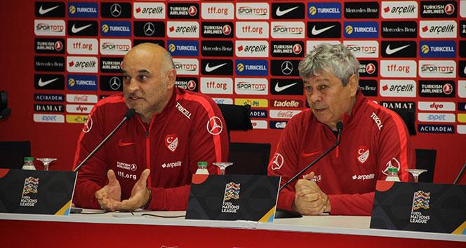 Lucescu: 'Yarınki maçın bilincindeyiz'