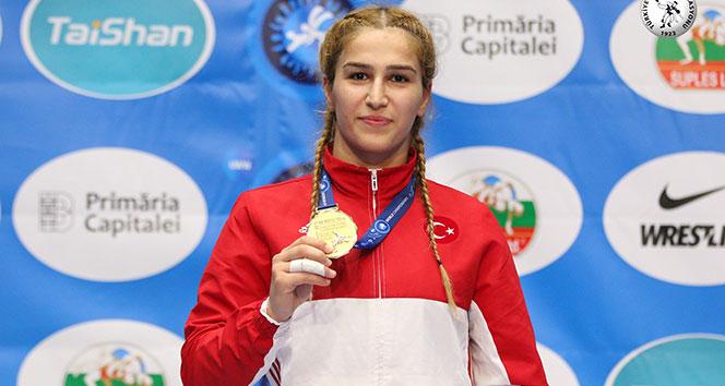 Buse Tosun dünya şampiyonu