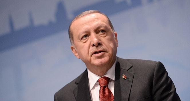 Cumhurbaşkanı Erdoğan şampiyon güreşçiyi kutladı!