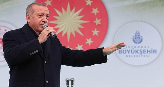 Cumhurbaşkanı Erdoğan: 'Sırada temizlik ürünleri var'
