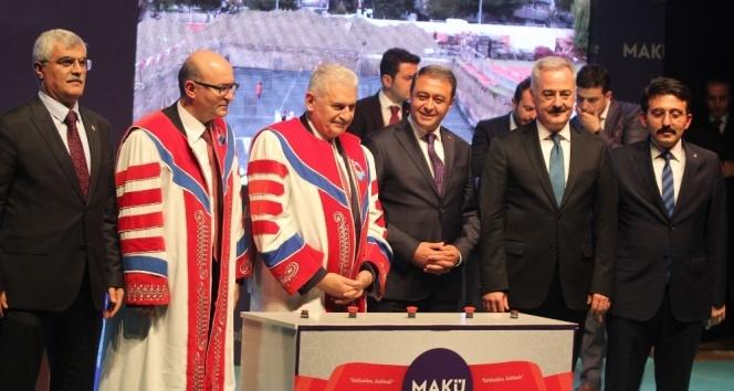 TBMM Başkanı Binali Yıldırım: 'Gururla anlatacağımız bir medeniyete, tarihe sahibiz'