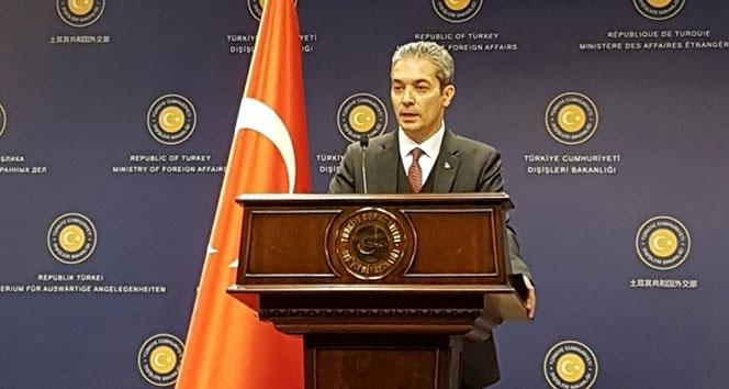Sözcüsü Aksoy: 'KKTC'nin Türk Petrolleri'ne verdiği ruhsat sahalarında da faaliyetlerde bulunmaya başlayacağız'