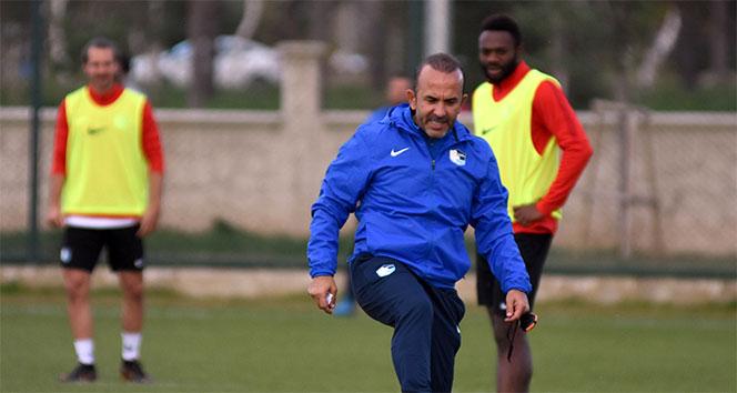 Mehmet Özdilek: 'Antalyaspor maçı bizim için olmazsa olmaz'