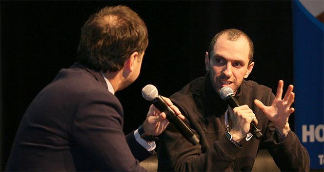 Ramil Guliyev: 'Olimpiyatlarda da güzel bir derece alıp üçlüyü tamamlamak istiyoruz'
