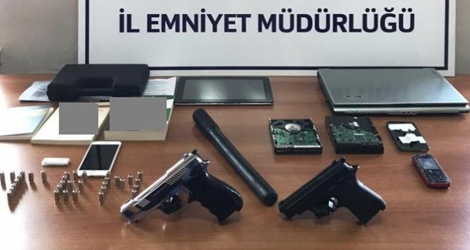 Afyonkarahisar'da 3 terör şüphelisi gözaltına alındı