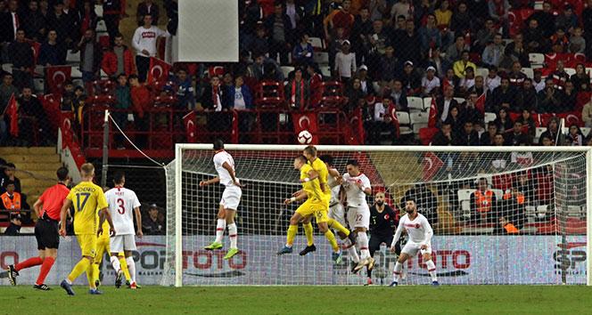 ÖZET İZLE | Türkiye 0-0 Ukrayna özet izle goller izle | Türkiye - Ukrayna kaç kaç?