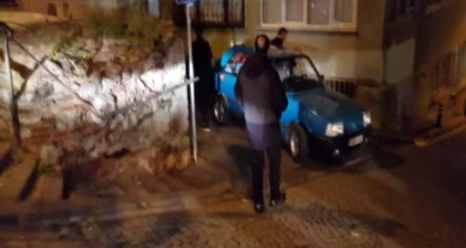 Ortaköy'de narkotimler, uyuşturucu satıcısını suç üstü yakaladı
