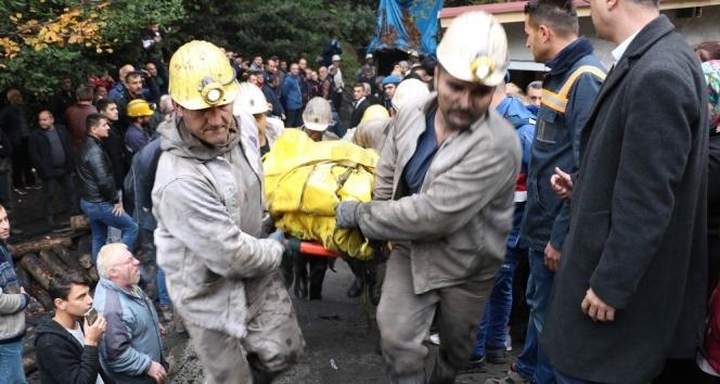 Zonguldak'tan kahreden haber! 3 işçinin cansız bedenleri çıkarıldı