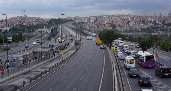 Unkapanı, Galata ve Haliç metro köprüleri bu gece araç ve yaya trafiğine kapatılacak