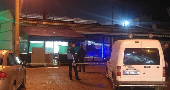 Pompalı tüfek kahvehaneyi bastı, bir kişiyi öldürdü