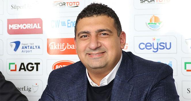 Ali Şafak Öztürk: 'Erzurumspor maçı ile galibiyetlere başlayacağız'