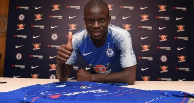 Chelsea, Kante'nin sözleşmesini uzattı