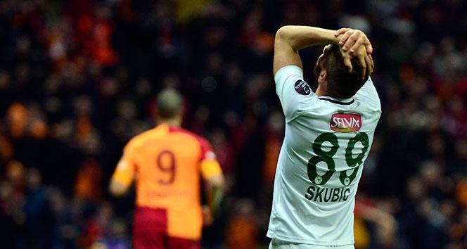 Konyaspor'un hasreti 24 maça çıktı