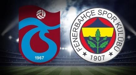 Fenerbahçeden Trabzonspora geçmiş olsun mesajı