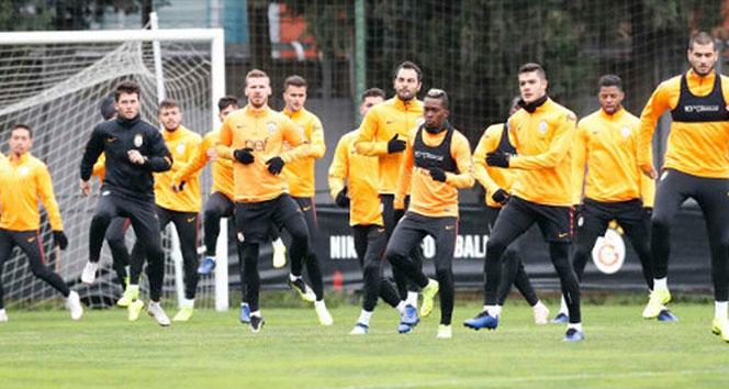 Galatasaray ara vermedi !