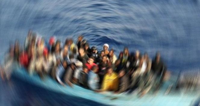 Akdeniz'de göçmen dramı