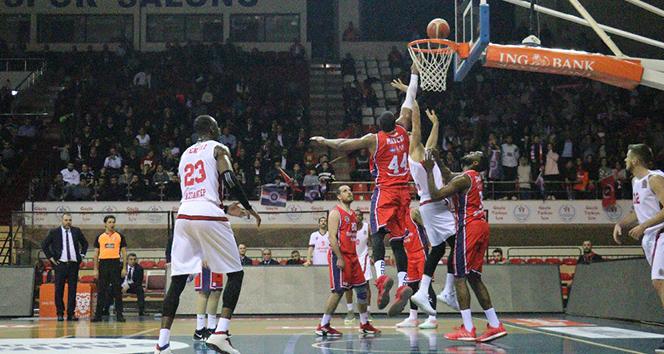 Gaziantep Basketbol 5. zaferini aldı
