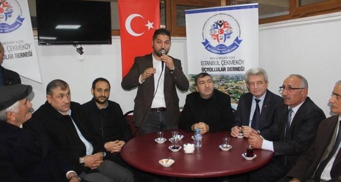 İstanbul Üçyollular Derneği Çekmeköy'de açıldı