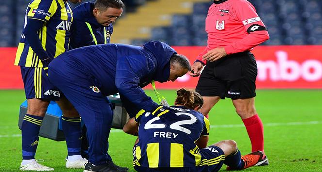 Fenerbahçe'den Frey'in sağlık durumunda ilişkin açıklama