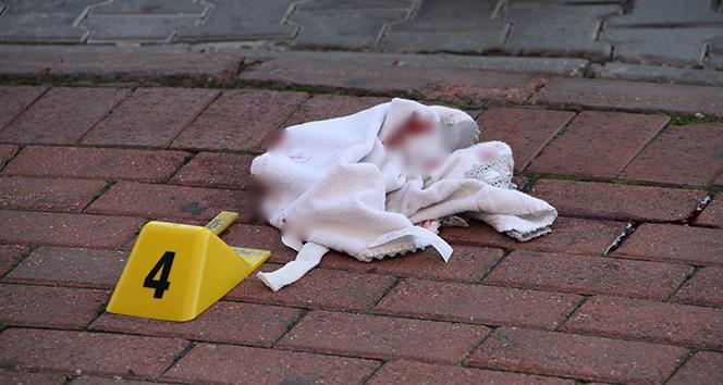 Alanya'da silahlı kavga: 1'i kadın 2 yaralı