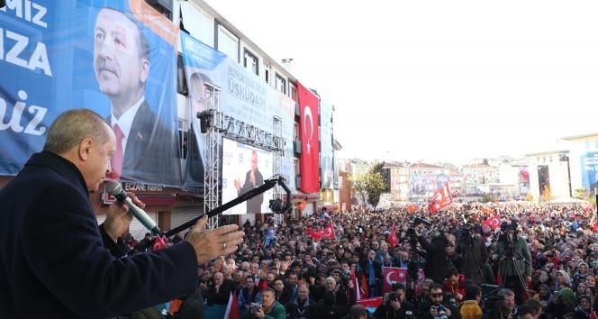Cumhurbaşkanı Erdoğan'dan Danıştay savcısına tepki! 'Yahu sen kimsin?'