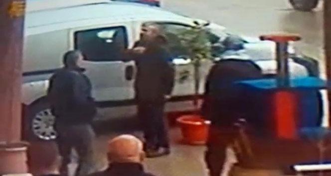 Kız arkadaşına kızan adam kendine zarar verdi, özel güvenlikçi böyle ölümden kurtardı