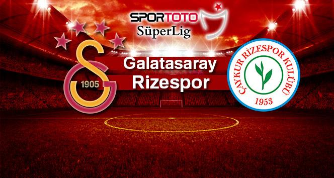 Galatasaray Rizespor canlı radyo dinle! GS Rize canlı veren radyo kanalları