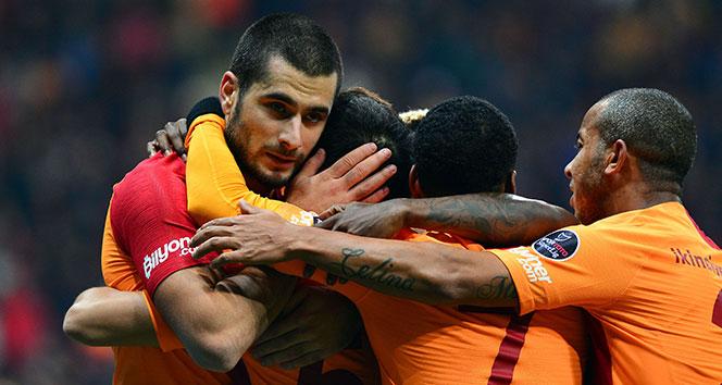 Galatasaray evindeki yenilmezliğini 27 maça çıkardı