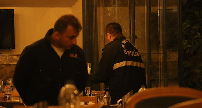 Darbukacıyla tartıştı restoran çalışanını öldürdü