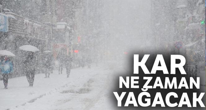 Kar Ne Zaman Yağacak 2019 İstanbul| Bu Sene kar ne zaman yağacak?