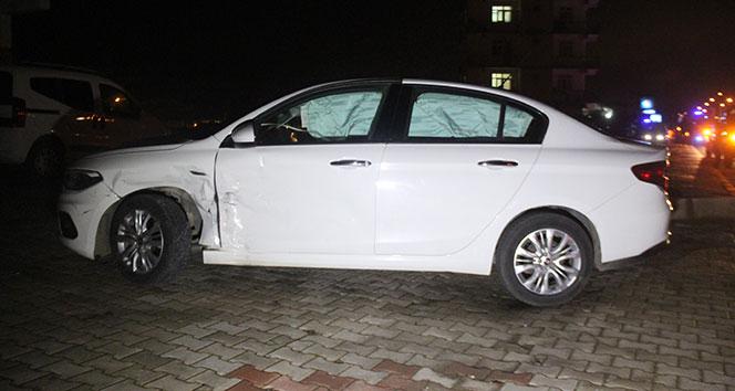 Elazığ'da trafik kazası: 6 yaralı!