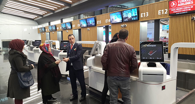 THY İstanbul Havalimanı'ndan Trabzon'a ilk tarifeli seferini gerçekleştirdi
