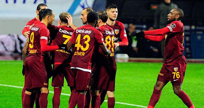 Kayserispor, galibiyet hasretine son verdi | Kasımpaşa - Kayserispor kaç kaç?
