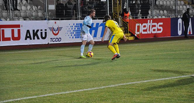 Başakşehir deplasmanda tek golle kazandı | Ankaragücü - Başakşehir kaç kaç?