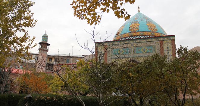 Ermenistan'daki tek cami: Gök Cami