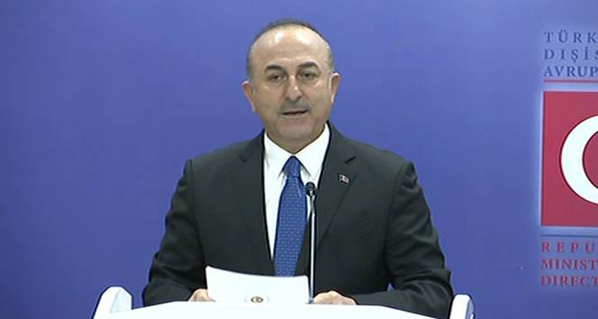 Dışişleri Bakanı Çavuşoğlu'ndan vize açıklaması!