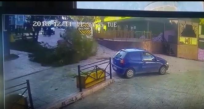 Samsun'da fırtına dehşeti: 3 yaralı