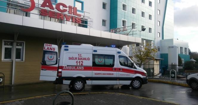 Polis okulunda çok sayıda öğrenci hastaneye kaldırıldı!