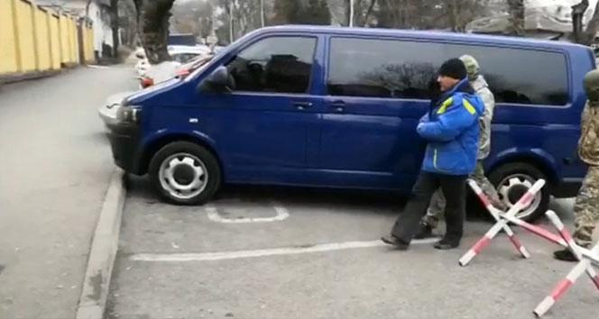 Rus istihbaratı, Çeçen Komutan Basayev'in ekibinden bir kişiyi yakaladı