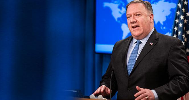 ABD Dışişleri Bakanı Pompeo: 'Kaşıkçı cinayeti soruşturması devam ediyor'