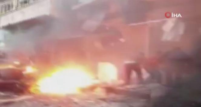 El Bab'da ölü sayısı 3'e yükseldi